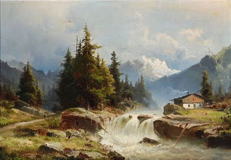 1000 images about landscape paintings on
