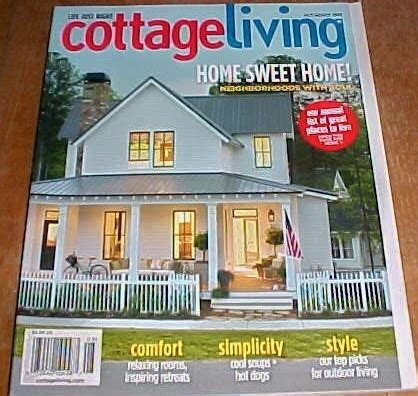 Cottage Living Magazine by I Really Miss Cottage Living Magazine Magazines I Read