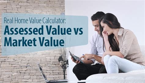 real home value calculator assessed value vs market va
