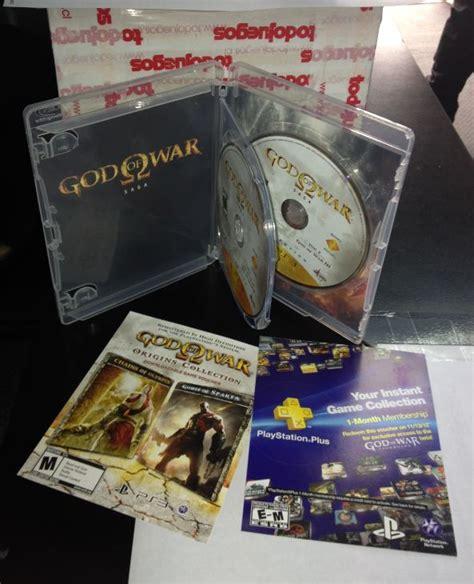 Ps3 God Of War Saga god of war saga jeu playstation 3 images vid 233 os astuces et avis