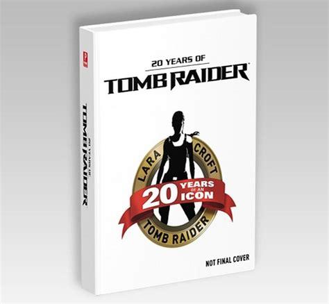 libro especial aniversario tomb raider libro por su 20 aniversario hobbyconsolas juegos