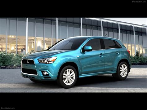Mitsubishi Rvr 2011 Exotic Car Picture 01 Of 4 Diesel