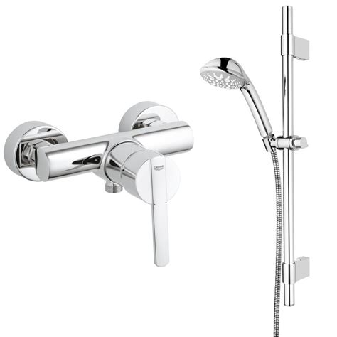 Grohe Badewanne by Grohe Bad Armaturen Sets Armatur Thermostat Brause F 252 R