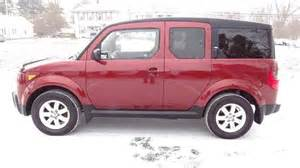 2008 Honda Element Mpg 2008 Honda Element Ex Awd 4dr Crossover 5a In Baltimore Oh