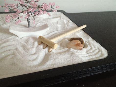 Mini Zen Rock Garden Mini Zen Garden Rake