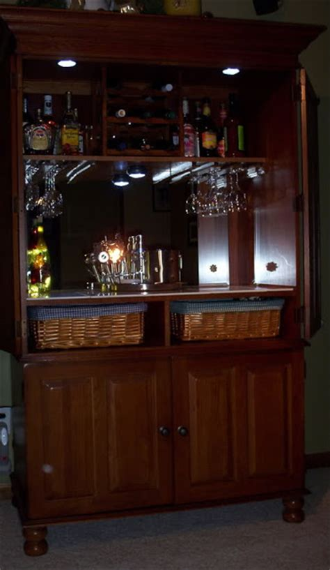 liquor armoire tv armoire to office space shine your light