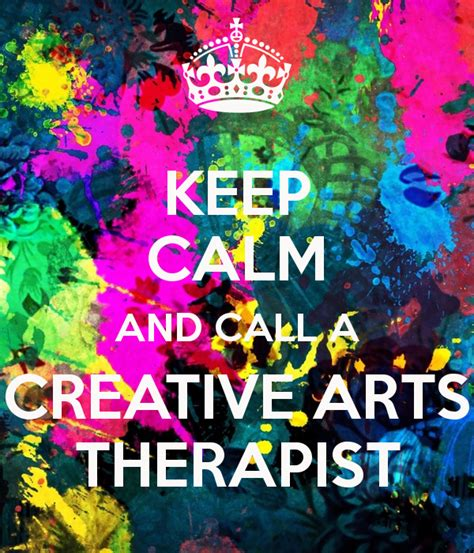 what is creative arts therapy therapy quotes quotesgram