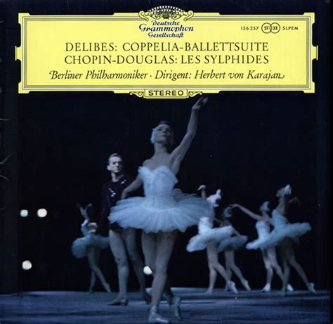 Sylphide German Edition delibes coppelia records lps vinyl and cds musicstack
