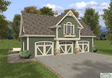 House Plans With Extra Large Garages by 8 Detached Garages Every Man Dreams Of Dfd House Plans