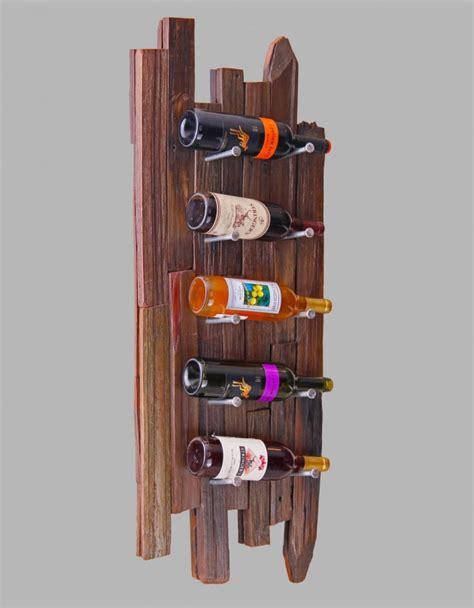 diy unique  elegant wine rack designs