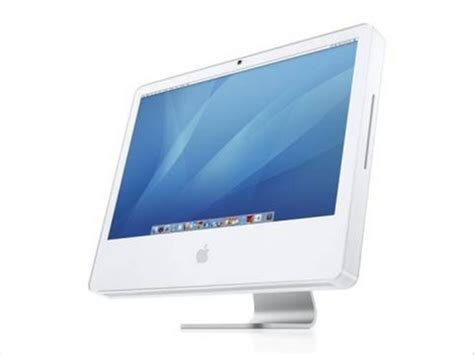 apple imac   mid late   ghz dual core