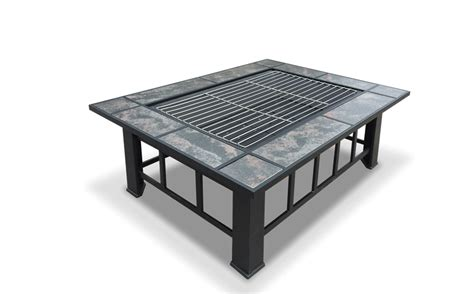 Grill Rack For Pit by Outdoor Pit Bbq Table Grill Garden Patio Cing
