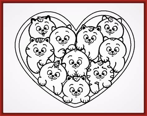 imagenes de corazones infantiles para imprimir dibujos de corazones para dibujar e imprimir fotos de