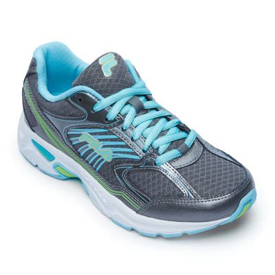 jcpenney athletic shoes fila 174 inspell womens running shoes jcpenney