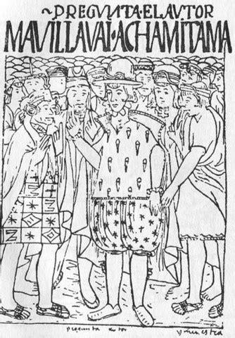 pdf libro de texto chronicle of a death foretold para leer ahora felipe guam 225 n poma de ayala 1556 1644 genealogy