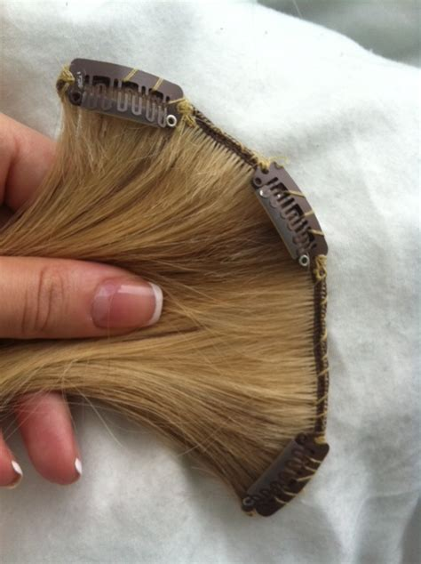 make clip in hair extensions do clip in hair extensions make you go bald hair