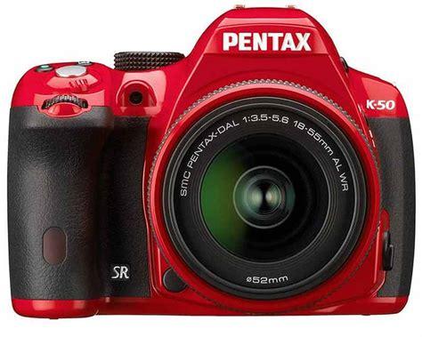Kamera Pentax K50 pentax k 50 k 500 wasserfeste dslr mit hd