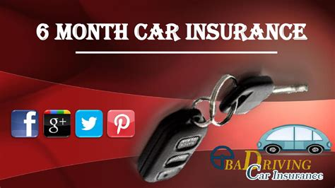 Cheap Car Insurance 1 Month by How To Get Cheap 6 Month Car Insurance By Frank Issuu