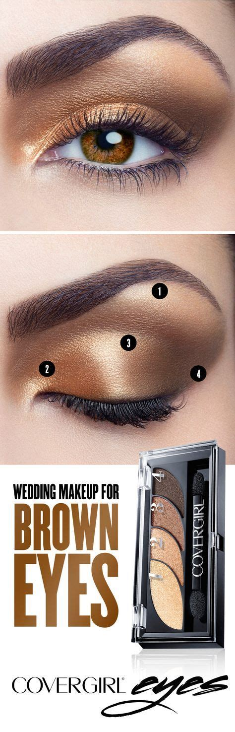 Eyeshadow Quads For Brown best 25 browning nails ideas on brown nail