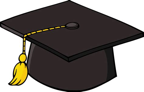 graduation cap graduation cap transparent clipart best