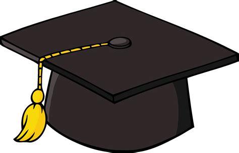 Graduation Cap Clip