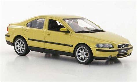 volvo diecast model cars volvo s60 gold minichs diecast model car 1 43 buy