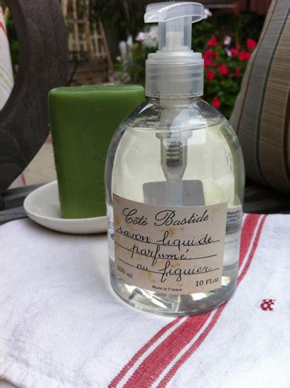 Cote Bastide Fig Soap Is A Fave by Apothecary