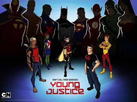 imagenes de robin justicia joven dc entertainment serie animate film televisione e
