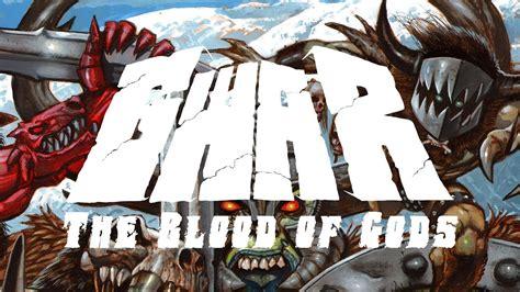 Blood Of Gods gwar quot the blood of gods quot album
