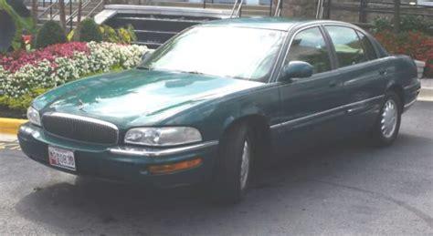 find used 1998 buick park avenue sedan 4 door 3 8l