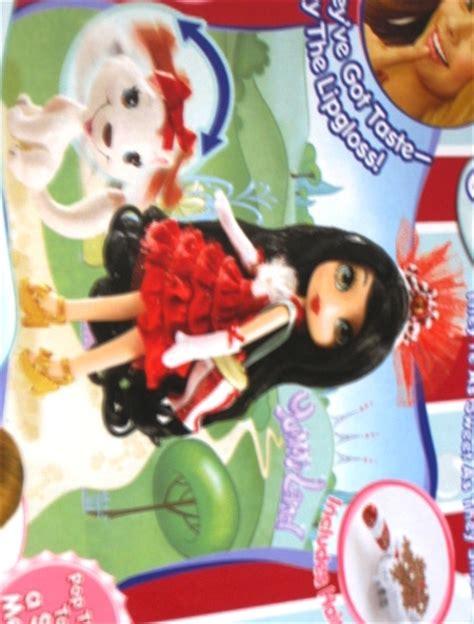 Kandy Series Brash Heels yummi land peppermint creme fashion doll plus pet
