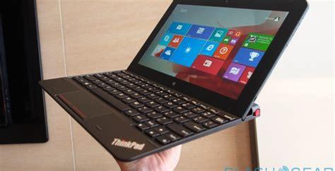 Lenovo Tablet 10 lenovo thinkpad 10 tablet on slashgear