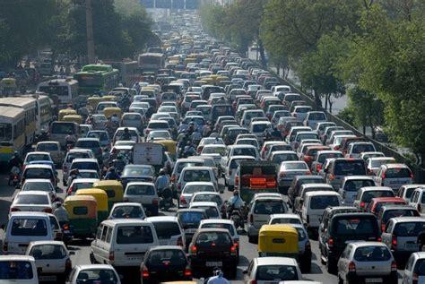 Traffic Jam on Mumbai Pune Expressway   Makarands Musings