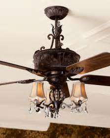 Chandelier Style Ceiling Fans New 54 Quot Country Ceiling Fan