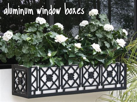 aluminium window boxes aluminum window aluminum window boxes
