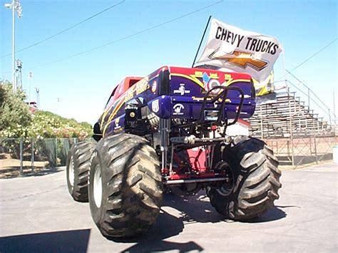 monster truck show stockton ca monster trucks at stockton 99 july 2002