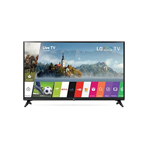 Tv Led Lg Di Electronic Solution lg electronics 43lj5500 43 inch 1080p smart led tv 2017 model