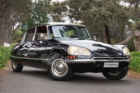 citroen ds sold citroen ds 21 sedan auctions lot 23 shannons