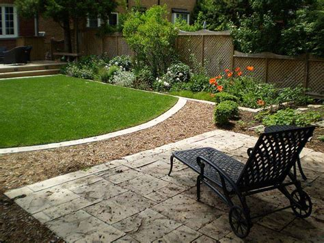 Hardscaping Ideas For Small Backyards Ideal Hardscape Ideas With Easy Application Methods Landscape Design