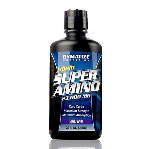 Suplemen Amino Amino Liquid Suplemen Fitnes Amino Cair Untuk Otot