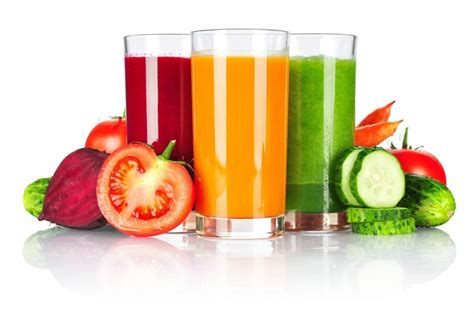 Vegetable Smoothie Detox Diet the best vegetables for juicing on the juice diet