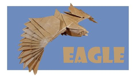 How To Make Origami Eagle - 1104 best images about knutselen papier origami on