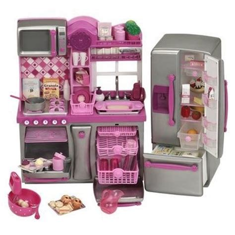 Doll Kitchen Made To Fit 18 Inch American Girl Any 18 18 Doll Kitchen Set