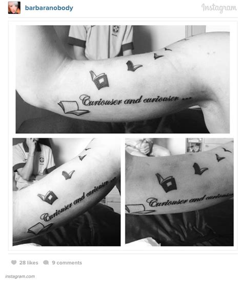 50 tatouages incroyables inspir 233 s de livres d enfants