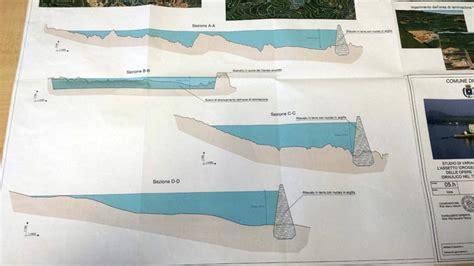 vasche di laminazione olbia rischio idrogeologico le vasche di laminazione