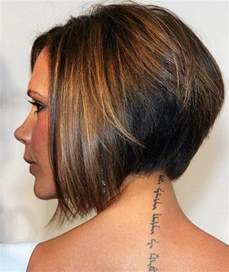 wedge haircuts front and back views wedge bob back view short hairstyle 2013