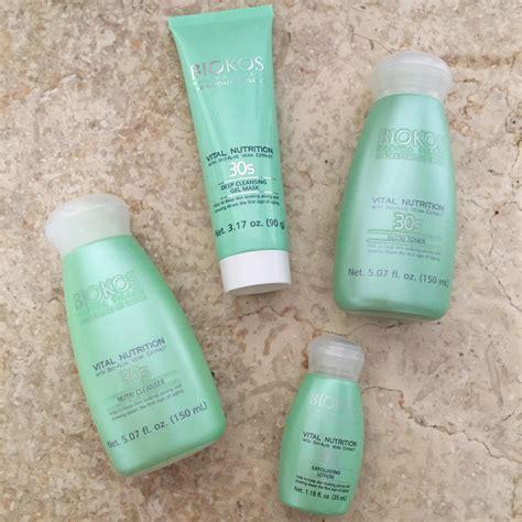 Harga Produk Biokos Vital Nutrition memulai perawatan wajah sejak dini review vital nutrition for 30s desyyusnita