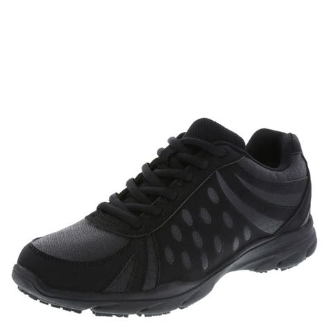 are running shoes slip resistant safetstep slip resistant s running shoe payless
