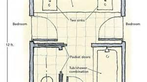 jack jill bathroom floor plans jill home plans ideas picture jack and jill bathroom layout bathroom layouts ideas