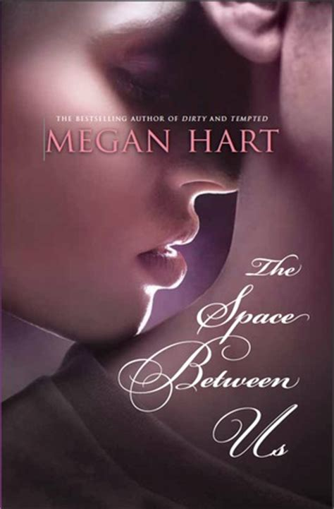 between the spaces books review the space between us by megan hart